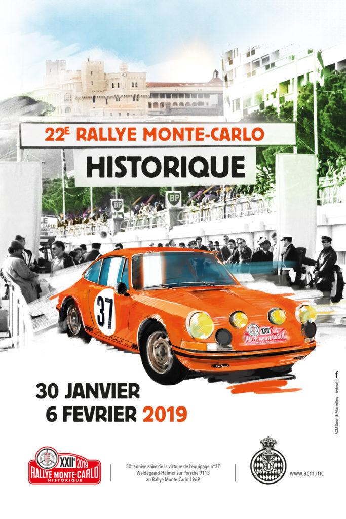 Rallye Historique Monte-Carlo